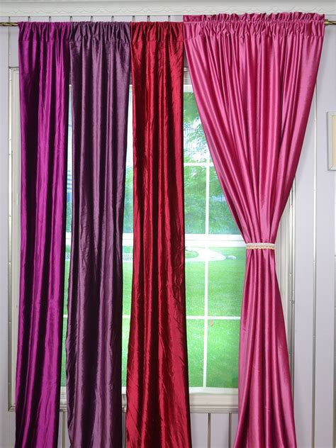 Pink Velvet Curtains Pink Velvet Curtain Panels Curtain Menzilperde Net