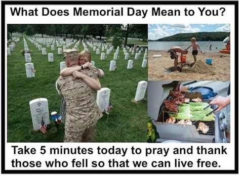 how memorial day become just another weekend fooducate