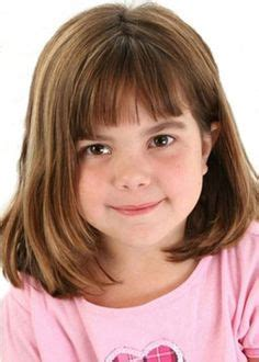 haircut for 8year old girls w bangs 1000 images about girls hair on pinterest little girl