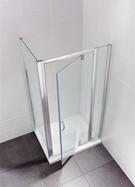 740mm Shower Door April Identiti2 760mm Pivot Shower Door Ap9470s