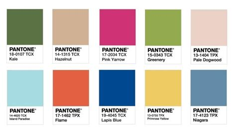 pantone trends 2017 here are the hot colors for 2017 jewel 100 5 fm