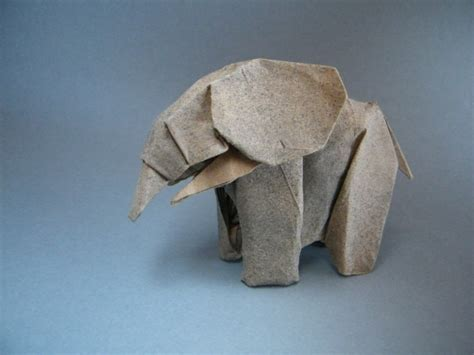 3d Origami Elephant - 3d origami elephant www imgkid the image kid has it