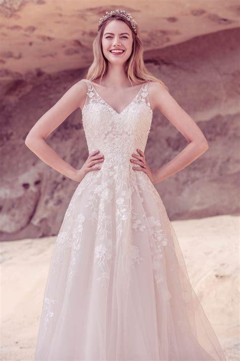 In Wedding Dress by Ellis Bridals 18041 Wedding Dress Ellis Bridals