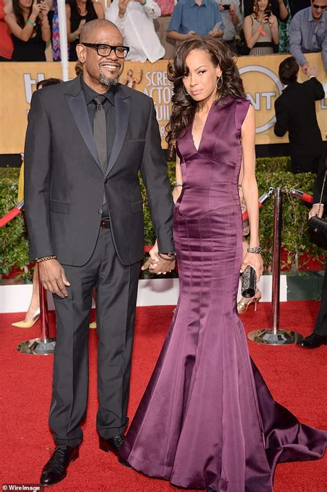 forest whitaker daily mail forest whitaker splits from his wife keisha nash after 22