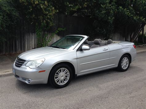 Chrysler Sebring Convertible Reviews by 2008 Chrysler Sebring Convertible Review Ratings Specs