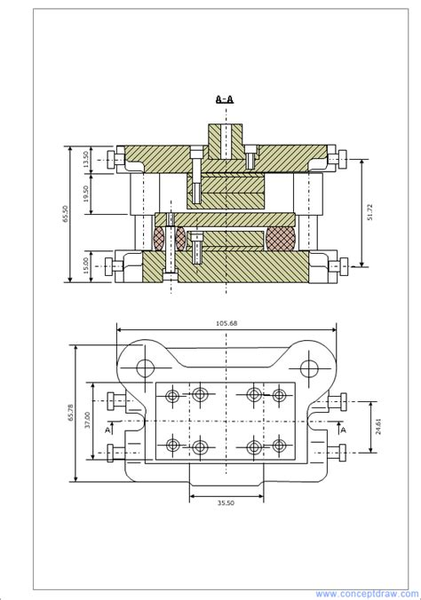 technical diagram exles conceptdraw sles engineering diagrams