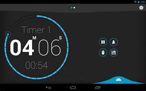 Android Timer by Beautiful Timer Aplikacje Na Androida W Play