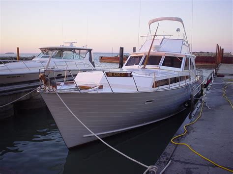 dual cabin boats matthews dual cabin fly bridge 1967 for sale for 125 000