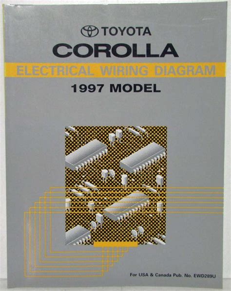 cool toyota corolla wiring diagram 1997 pictures best