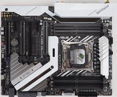 prime test test asus prime x299 deluxe conseil config