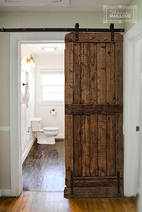 barn door ideas for bathroom bathroom remodel ideas that pay