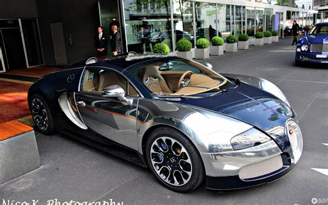Bugatti Sang Bleu by Bugatti Veyron 16 4 Grand Sport Sang Bleu 11 May 2014
