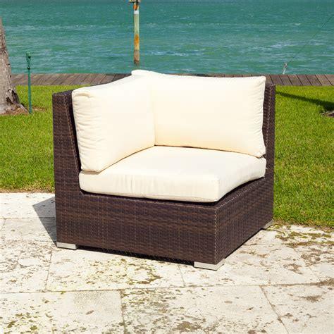 wicker sectional sofa outdoor source outdoor lucaya wicker 7 piece sectional sofa set