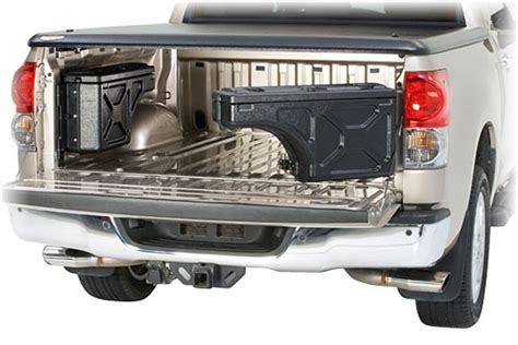 swing case truck bed tool box swing case truck tool box a truck accessory from undercover