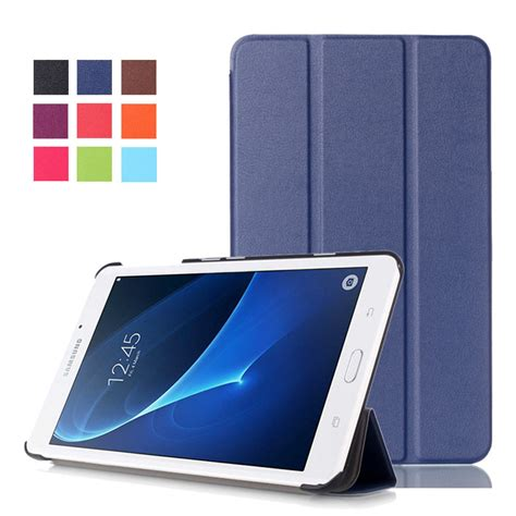 samsung   magnetic stand pu leather case cover
