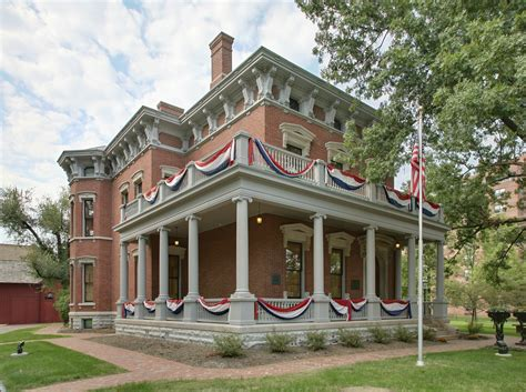 harrison house ohio s great 8 benjamin harrison random ohio reviews