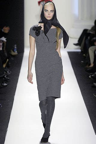 Vera Wang Fallwinter 2007 by Russian Theme In World Fashion Industry Past Present Future