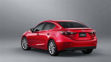 mazda new model 2018 mazda3 in for mild updates all new model with hcci