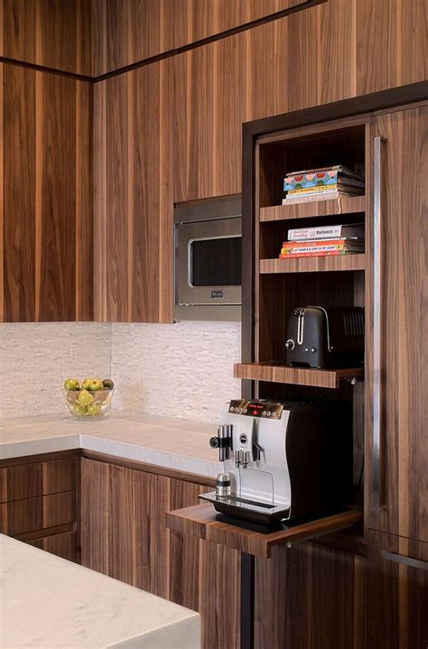 Pull Out Countertop by Kitchen Design Idea Pull Out Counters Contemporist