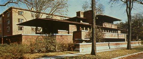 f l wright robie house chicago 1908 10 frank lloyd