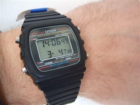 wrist watches citizen watches digital