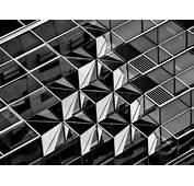 La G&233om&233trie Dans Larchitecture En Noir Et Blanc D&233tail