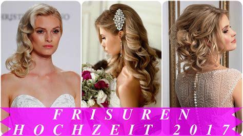 Hochzeit Frisuren 2016 by Frisuren Hochzeit 2017