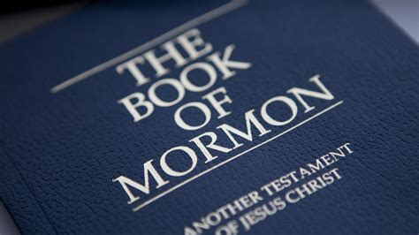 book of mormon picture why the book of mormon if we already bible 200