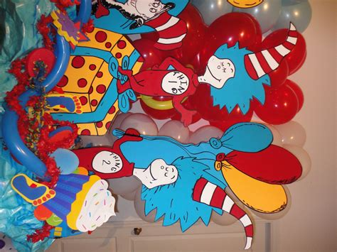 adorable decorations dr seuss cat in the hat
