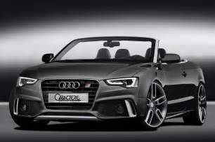 Audi A5 Coupe Cabriolet Audi Cars News A5 Cabriolet Customised By Caractere
