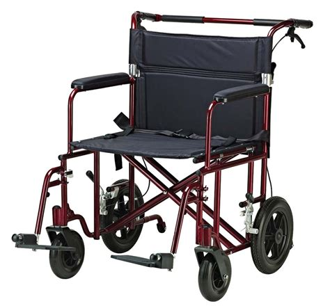 Transfer Chair by 22 Quot Bariatric Transport Chair Colonialmedical