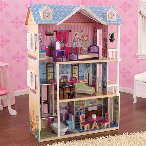 Kidkraft My Dreamy Dollhouse Review 3 Storys Of Fun