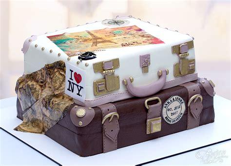 Hochzeitstorte Koffer by Hochzeitstorten Schlidt De Hochzeitstorten Sonstige