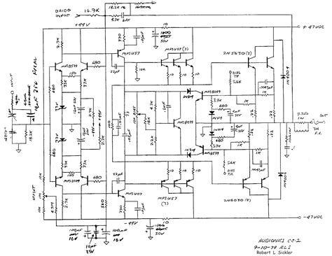 100w car subwoofer lifier circuit diagram wiring diagram