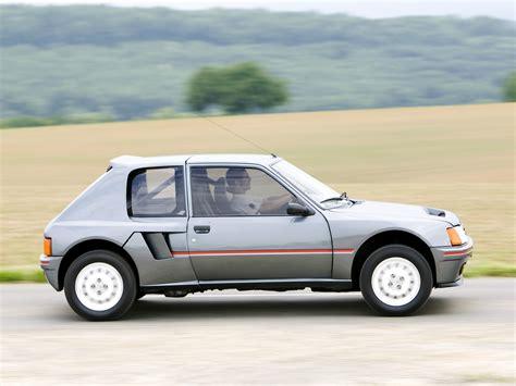 peugeot 205 t16 peugeot 205 t16 specs photos 1984 1985 autoevolution
