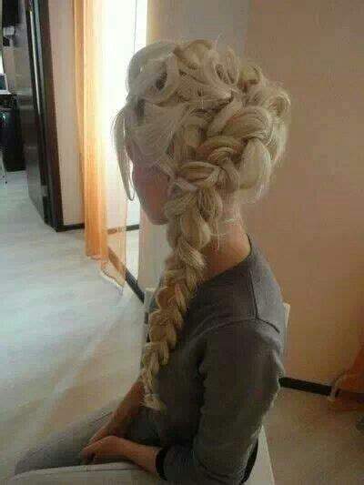 style small hair and freeze it elsa s hairstyle from the disney movie frozen hair