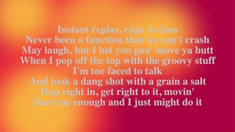 lyrics radical something step right up radical something lyrics