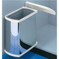 hafele swing out waste bin for vanity or kitchen cabinet