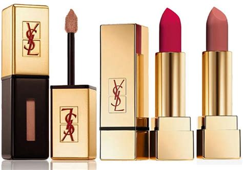 Make Up Ysl ysl leather fall 2014 makeup collection fashionisers