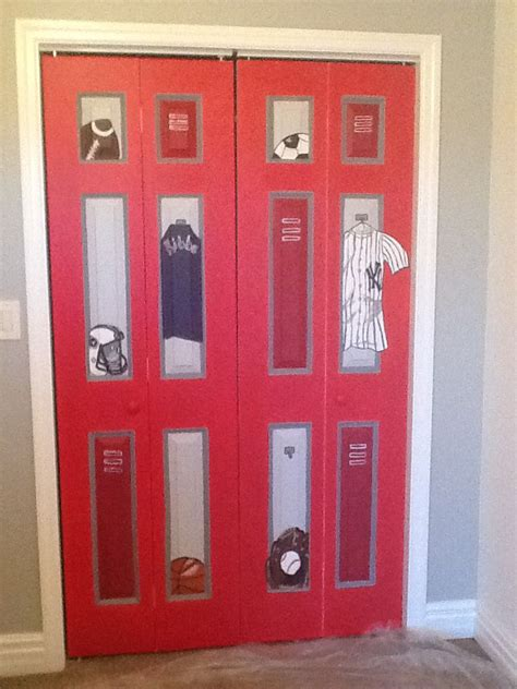 Locker Closet Doors by Locker Room Closet Door Design For The Home