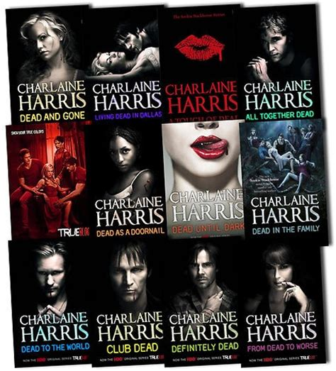 the complete sookie stackhouse stories books true blood collection 12 books set charlaine harris