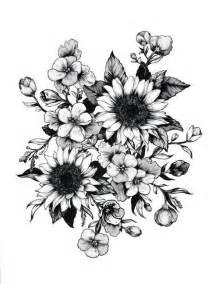 flower tattoo drawings best 25 flower tattoo designs ideas on pinterest