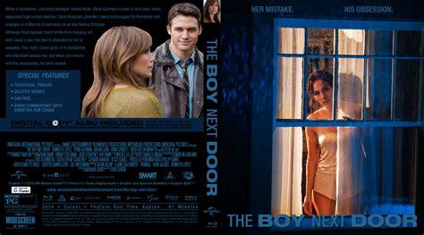 The Next Door Free by The Boy Next Door Dvd Cover Label 2015