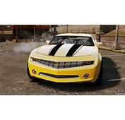 Gta 5 Camaro Chevrolet Bumblebee