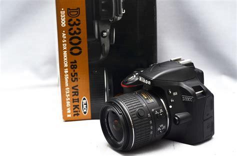 Kamera Nikon D3300 Seken jual kamera dslr bekas nikon d3300 sc rendah sekali boskamera