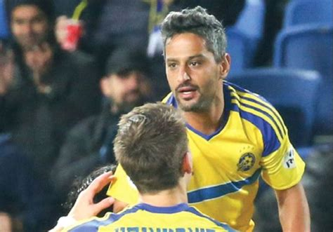 Top Victory Maron Vc37 itzhaki goal gets yellow and blue back on winning track