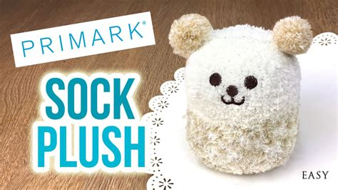 easy diy sock plush diy gifts primark sock plushies cheap and easy to make