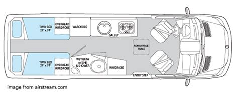 Small Camper Floor Plans by The Best Small Rv S Living Large In A Small Space