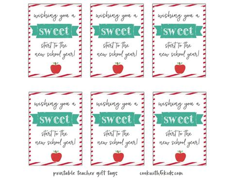 printable teacher s day gift tags back to school shopping free printables for teachers