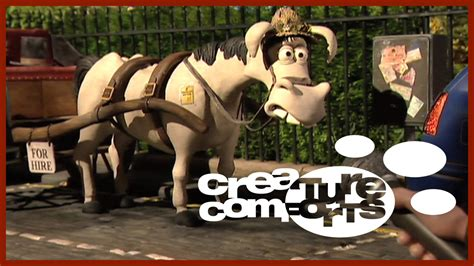 creature comforts movie working animals creature comforts